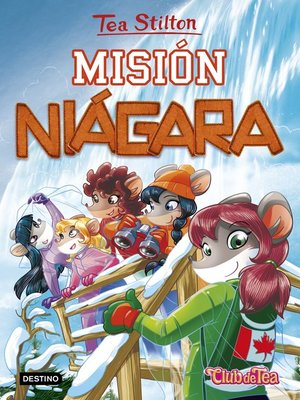 cover image of Misión Niágara