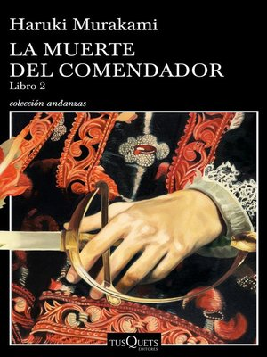 cover image of La muerte del comendador (Libro 2)
