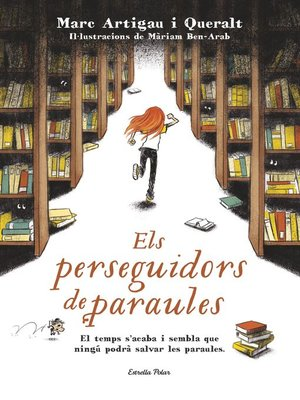 cover image of Els perseguidors de paraules