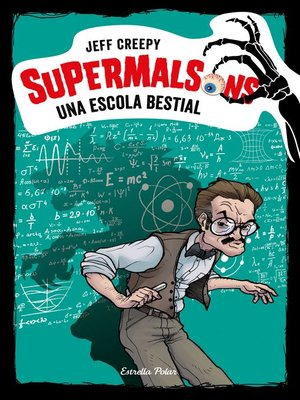 cover image of Supermalsons. Una escola bestial