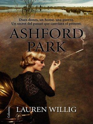 cover image of Ashford Park (Edició en català)