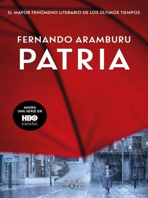 cover image of Patria
