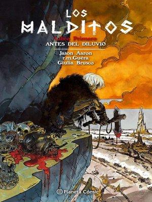 cover image of Los malditos nº 01