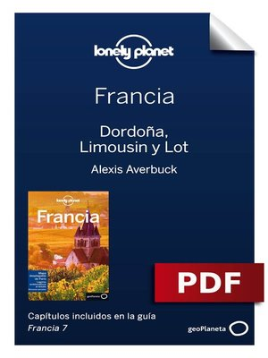 cover image of Francia 7. Dordoña, Limousin y Lot