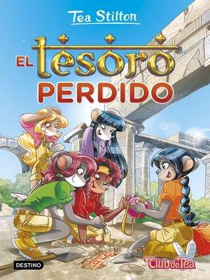 cover image of El tesoro perdido