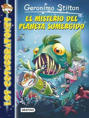 cover image of El misterio del planeta sumergido
