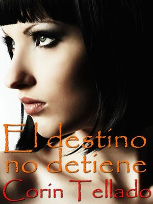 cover image of El destino no detiene