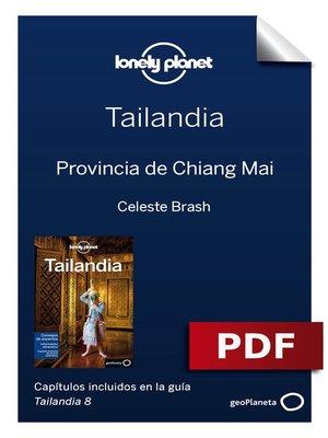 cover image of Tailandia 8_5. Provincia de Chiang Mai