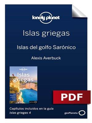 cover image of Islas griegas 4_3. Islas del golfo Sarónico