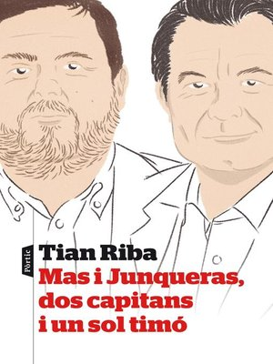 cover image of Mas i Junqueras, dos capitans i un sol timó