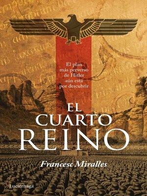 cover image of El cuarto reino