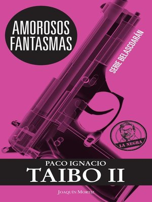 cover image of Amorosos fantasmas