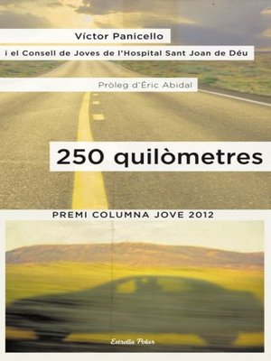 cover image of 250 quilòmetres