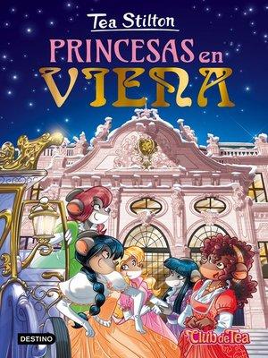 cover image of Princesas en Viena