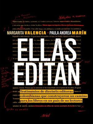 cover image of Ellas editan