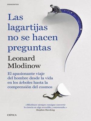 cover image of Las lagartijas no se hacen preguntas (Edición mexicana)