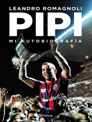 cover image of Pipi. Mi autobiografía