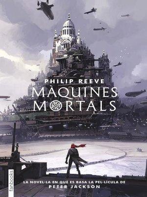 cover image of Màquines mortals