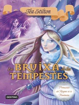 cover image of La Bruixa de les Tempestes