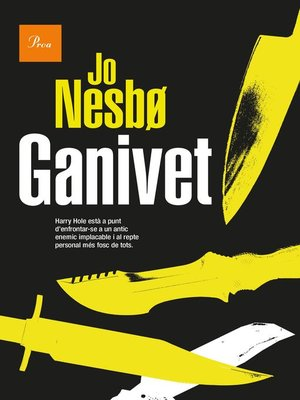 cover image of Ganivet