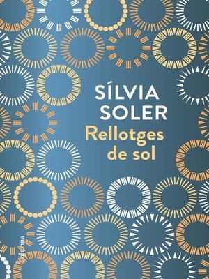 cover image of Rellotges de sol