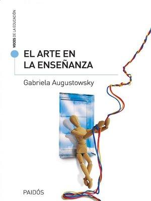 cover image of El arte de la enseñanza