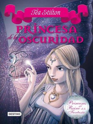 cover image of Princesa de la oscuridad