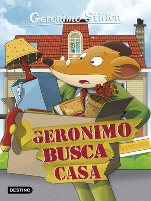 cover image of Geronimo busca casa