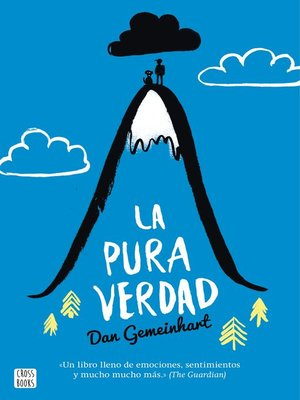 cover image of La pura verdad