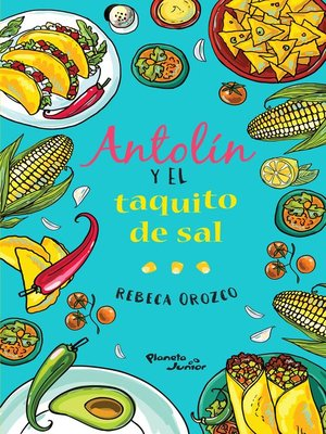 cover image of Antolín y el taquito de sal