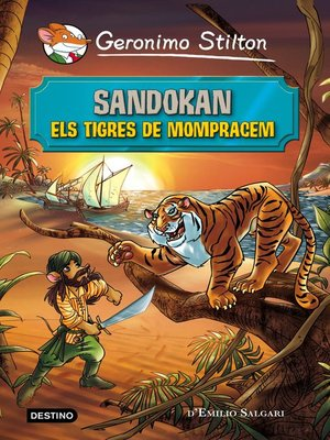cover image of Sandokan. Els tigres de Mompracem