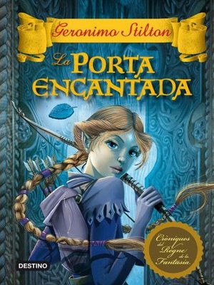 cover image of La porta encantada
