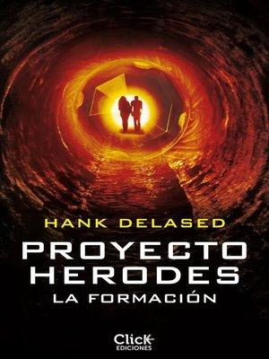cover image of Proyecto Herodes. La formación