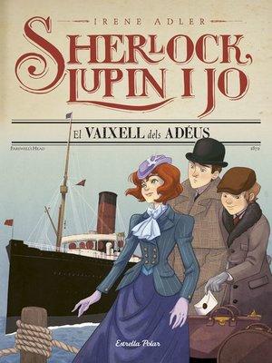 cover image of El vaixell dels adéus
