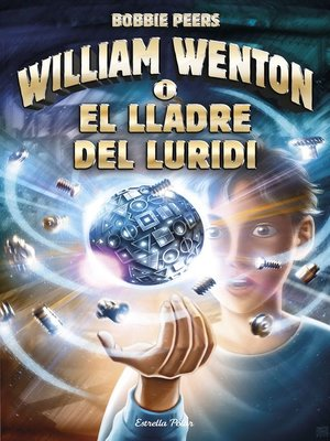 cover image of William Wenton i el lladre del luridi
