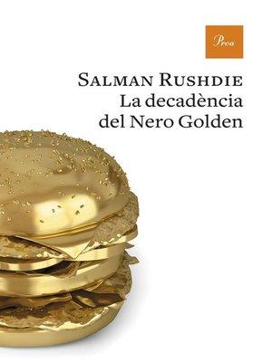 cover image of La decadència de Neró Golden