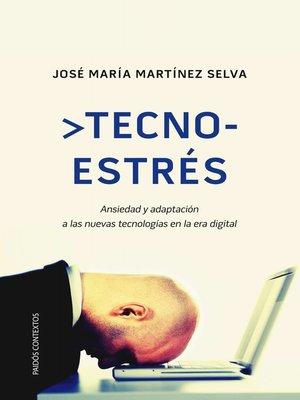 cover image of Tecnoestrés