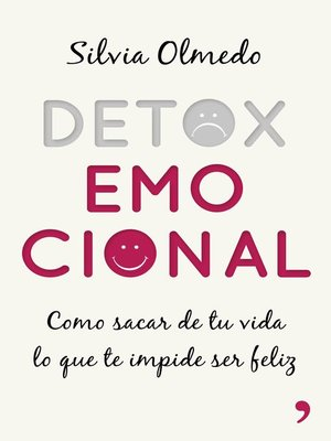 cover image of Detox emocional