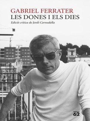 cover image of Les dones i els dies