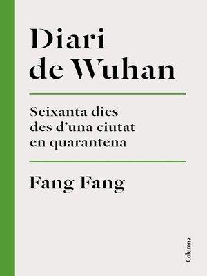 cover image of Diari de Wuhan