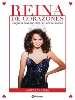 cover image of Reina de corazones