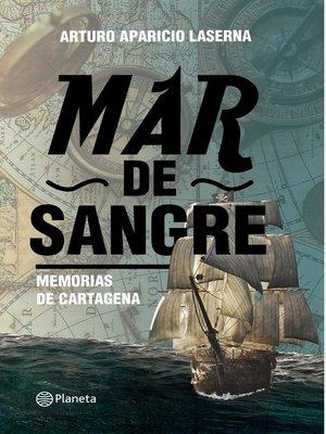 cover image of Mar de sangre
