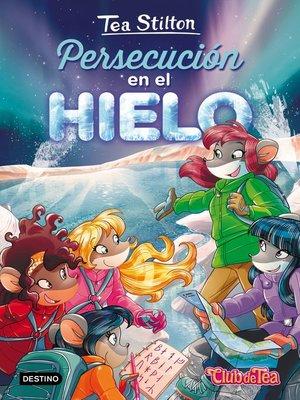 cover image of Persecución en el hielo