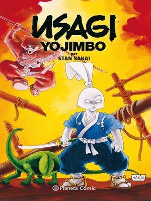 cover image of Usagi Yojimbo Fantagraphics Collection nº 02/02