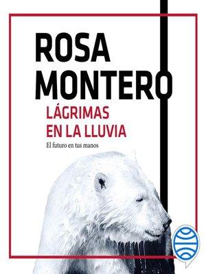 cover image of Lágrimas en la lluvia