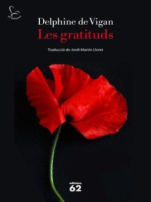 cover image of Les gratituds
