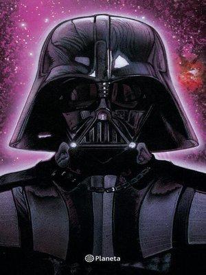 cover image of El ascenso y la caída de Darth Vader