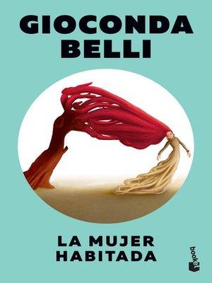 cover image of La mujer habitada