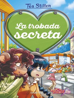 cover image of La trobada secreta
