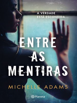 cover image of Entre as Mentiras